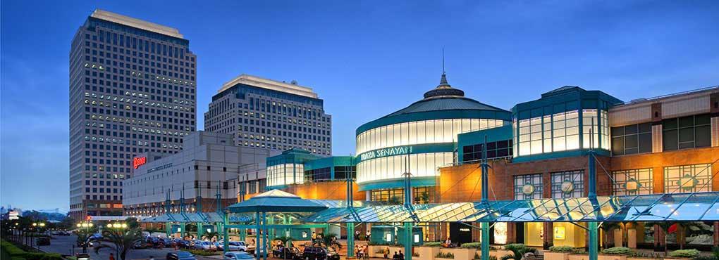 daftar lengkap mall plaza pusat perbelanjaan grosiran tempat belanja wisata rekreasi shoping butik fashion restoran bioskop jam buka alamat lokasi parkiran terbaik terkenal populer koleksi pakaian lengkap murah mahal