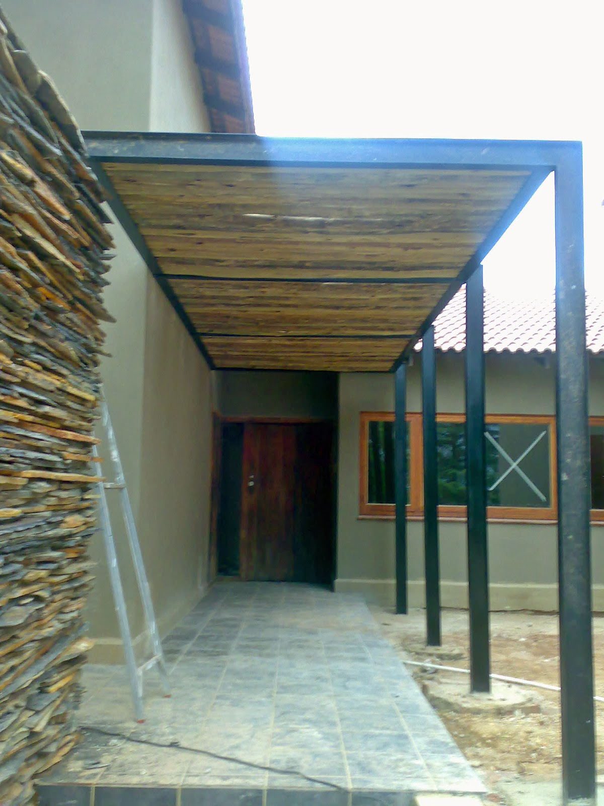 Thesteeldeal Pergolas Covered Walkways