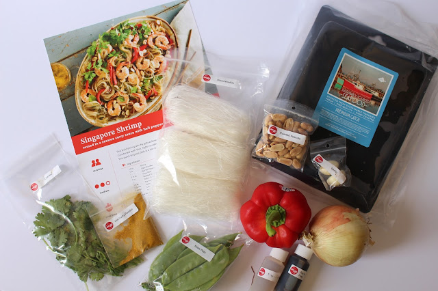Chef's Plate Meal Delivery Service Review