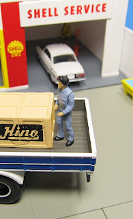 Tomica Limited Vintage NEO LV-N44b Hino KB324 Truck