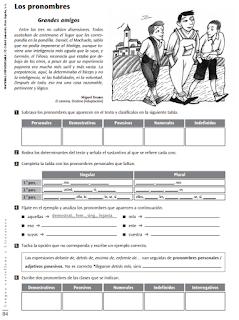 LENGUA Y LITERATURA 1º ESO ADAPTACIÓN CURRICULAR