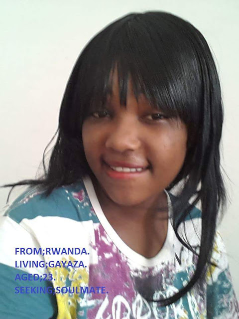 mercy From Rwanda Is In Need Of A Soul Mate