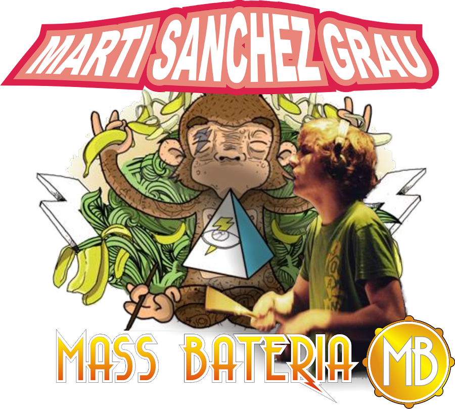 portada massbateria Marti Sanchez Grau