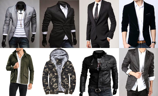 Jaquetas, blazers, Ternos