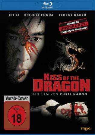 Kiss of the Dragon 2001 BRRip 300MB Hindi Dubbed Dual Audio 480p Watch Online Full Movie Download bolly4u