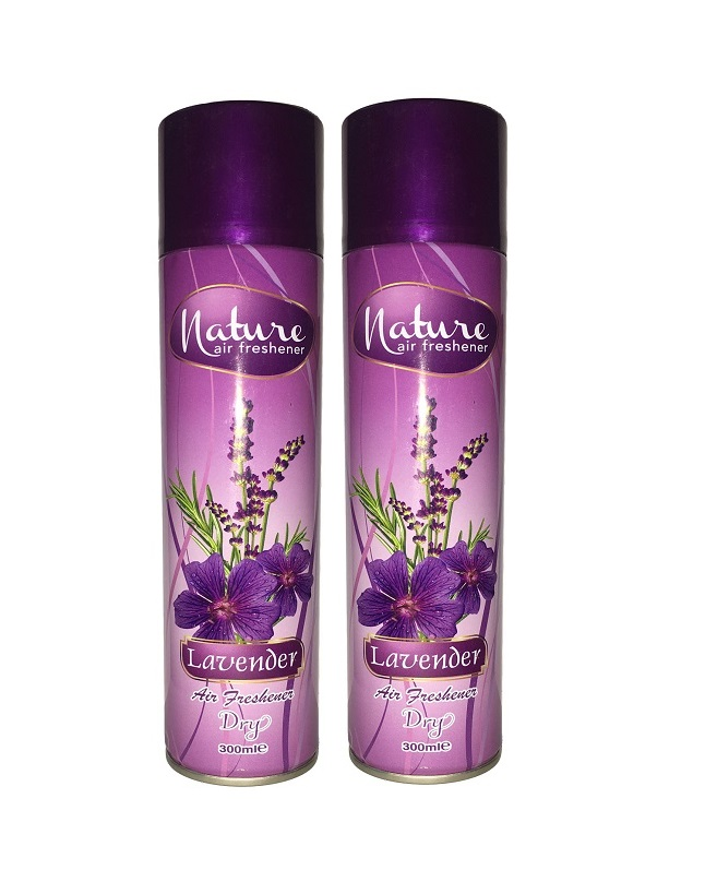 Pack Of 2 - Nature Lavender Air Freshener 300 ml