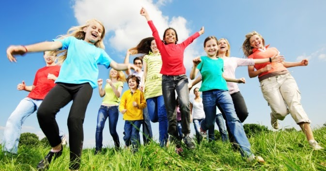 7 Cara melatih anak bersosialisasi yang efektif - BERBAGI ILMU