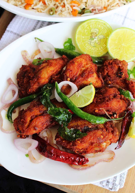 chicken fry recipes crispy chicken yummy fry recipes street vendors food stall ayeshas kitchen chicken recipes