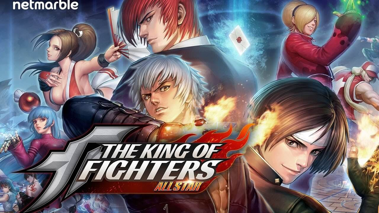 "Game Baru ""The King of Fighters All-Star"" Akan Hadir Untuk Android dan iOS"