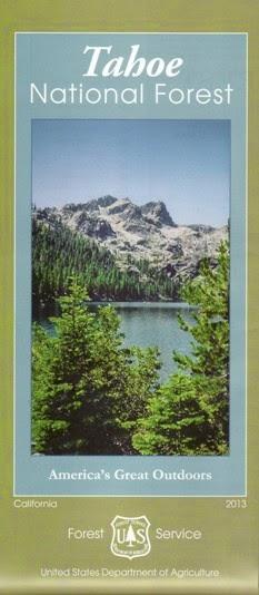tahoe maps