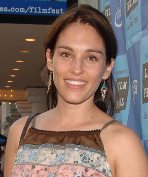 Amy Jo Johnson left Felicity to fall apart after her