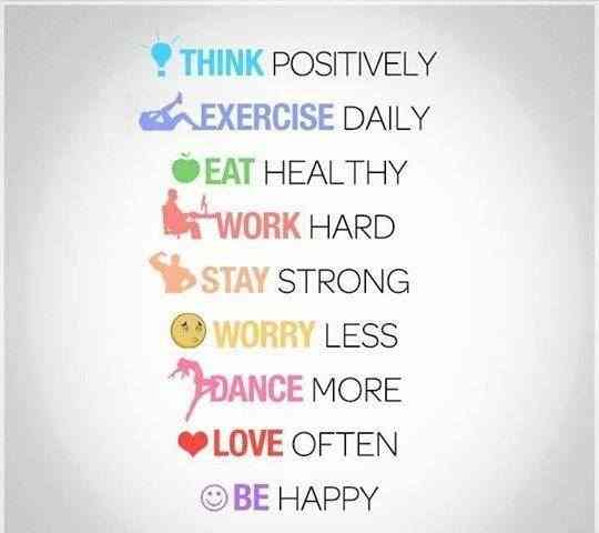 Healthy Quotes: Quotes About Being Healthy And Happy