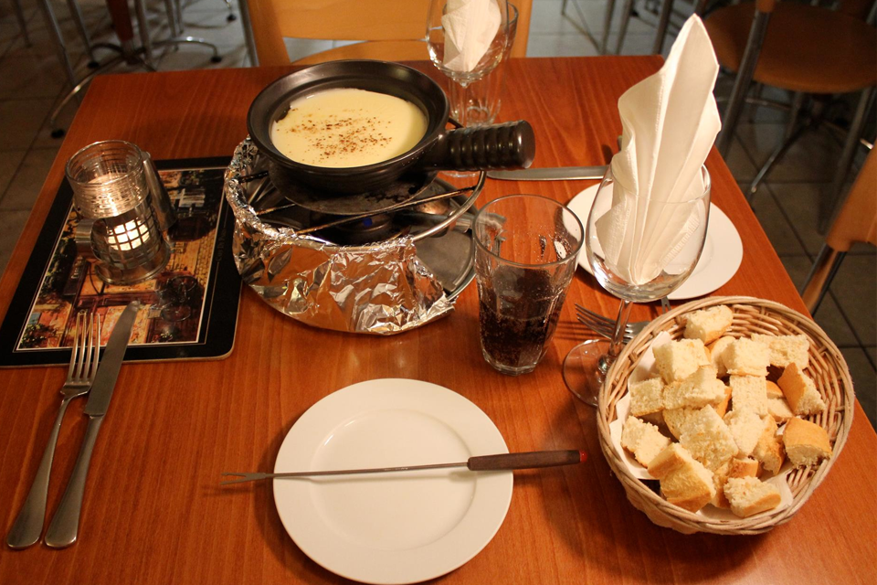 Cheese Fondue Restaurant Sydney