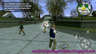 Bully With Debug Menu (Cheat) apk + obb