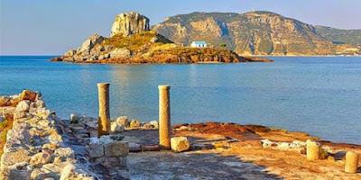 Επτά «άγνωστοι» αρχαιολογικοί χώροι στα Ελληνικά νησιά