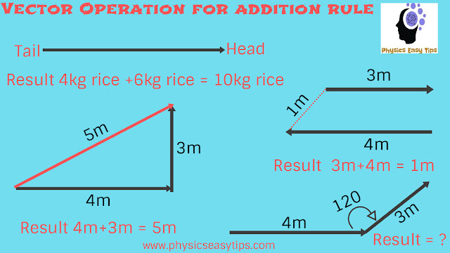 Vector important operation concept