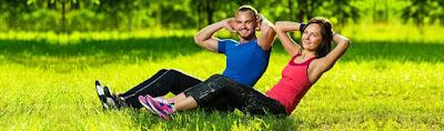 Vive feliz con ejercicio