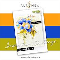 Altenew August Inspiration Challenge