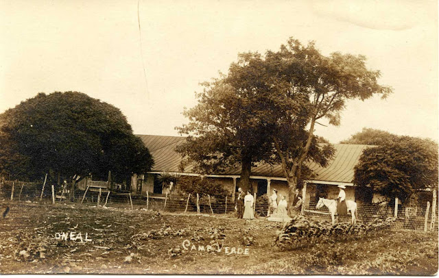 Camp Verde Texas by O Neal around 1905