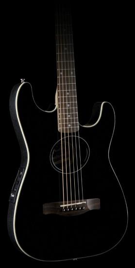 Bán Đàn Guitar Fender Stratacoustic BK