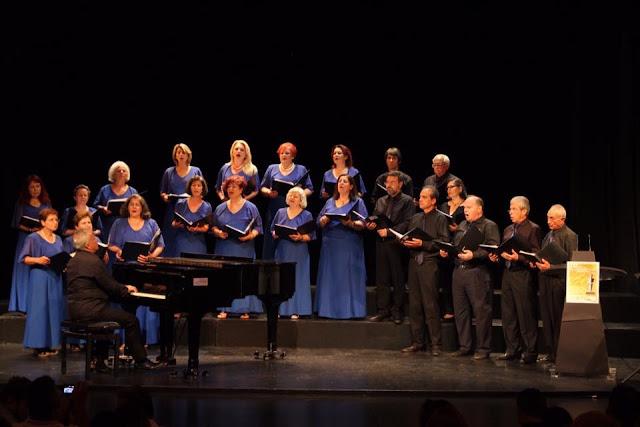 Συναυλία της Δημοτικής Χορωδίας Επιδαύρου για τον εορτασμό της 197ης Επετείου της Α' Εθνικής Συνέλευσης
