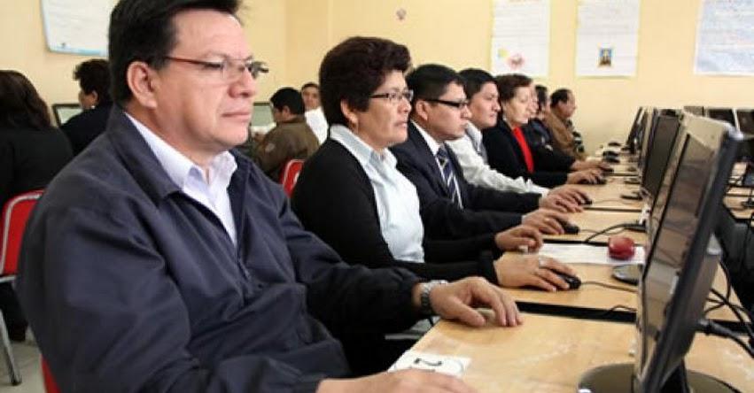 MINEDU hará videoconferencias sobre la Evaluación de Desempeño Docente 2017 - www.minedu.gob.pe