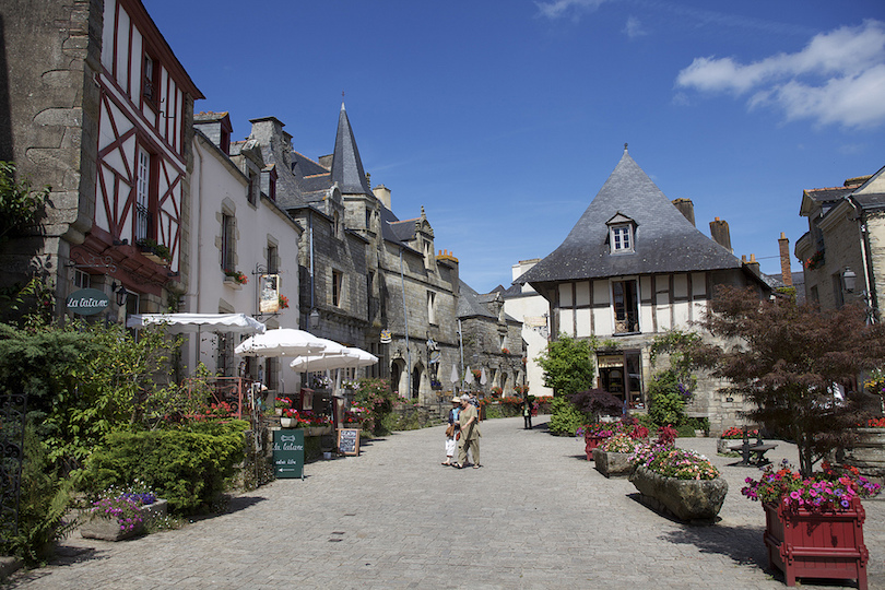 12 Most Charming Small Towns In France Most Beautiful
