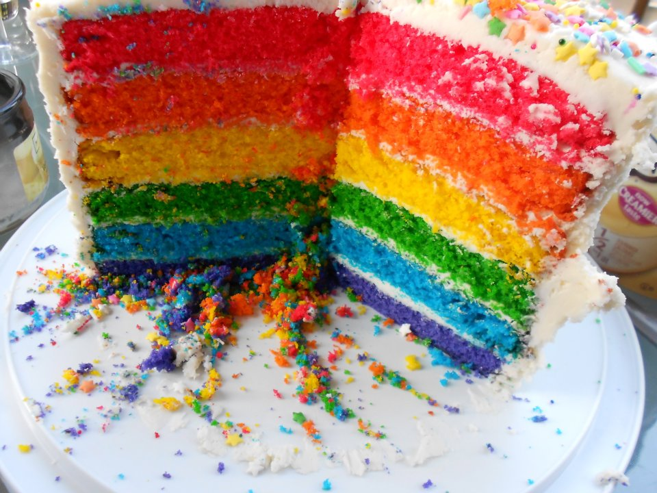 Coolest Birthday Cake Ever