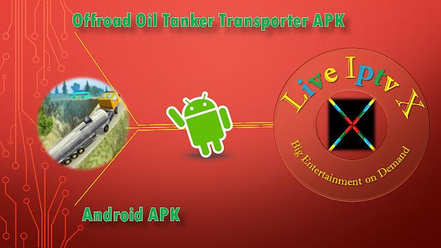 Offroad Oil Tanker APK