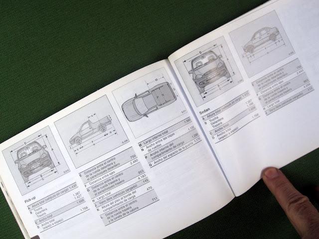 Seguir las instrucciones del manual