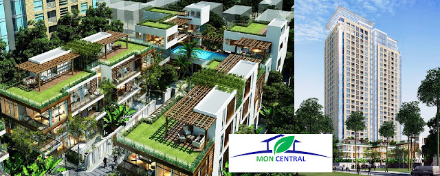 Dự án Mon Central Láng Hạ