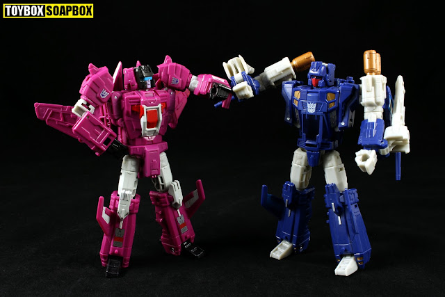 titans return misfire and triggerhappy robot modes