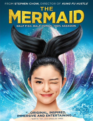 Ver The Mermaid (Mei ren yu) (2016) Online