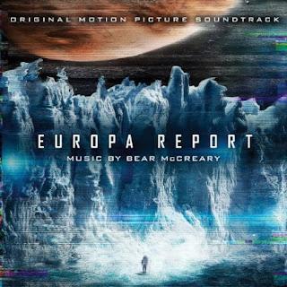 Europa Report Liedje - Europa Report Muziek - Europa Report Soundtrack - Europa Report Filmscore