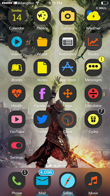 Looking for the best themes for iOS 9? Well, I have listed the 10 best new iOS 9 themes for all iDevices( which changes your HomeScreen layout in a beautiful way.
