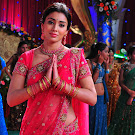 Shriya Saran Traditional Saree Look Photo Set