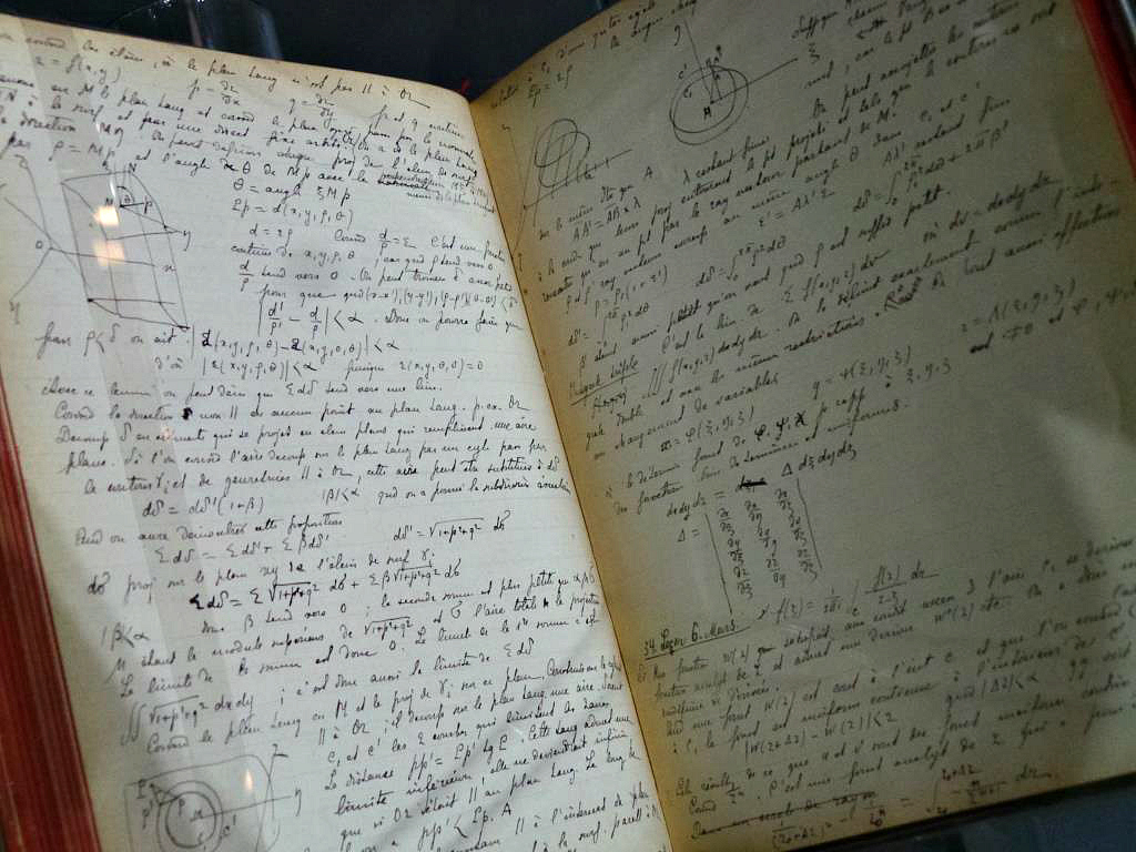 marie curie notes