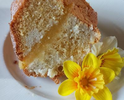 Daffodil Cake Recipe Orange