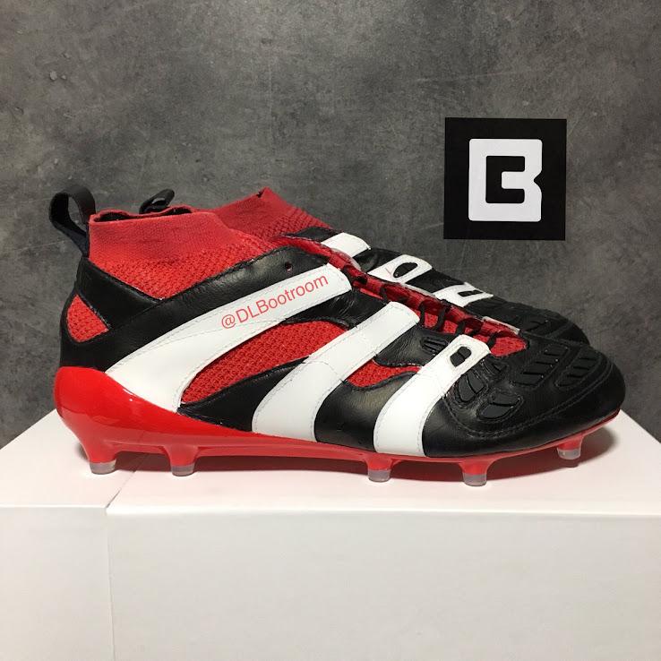 énorme réduction da56b 9cc7d Better Than Adidas' Whiteout One? Boot Fanatics Create ...