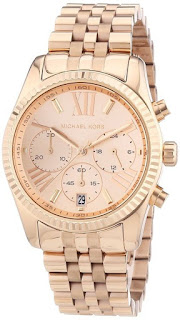 MICHAEL KORS Lexington Chronograph Rose Gold MK5569