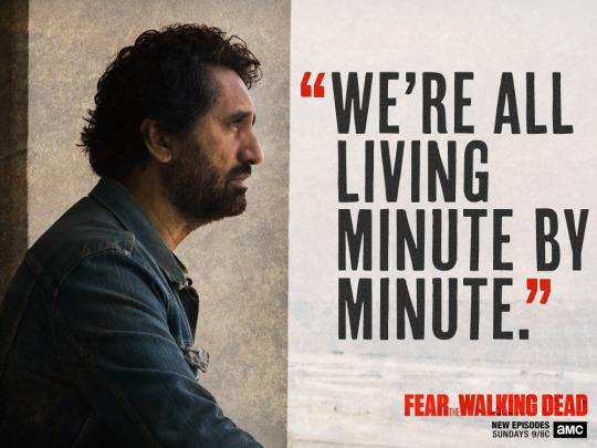 """2x13 """"Date of Death"""" de 'Fear the Walking Dead'"""