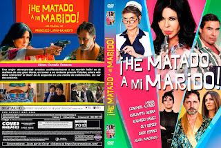 CARATULA¡HE MATADO A MI MARIDO! - 2018