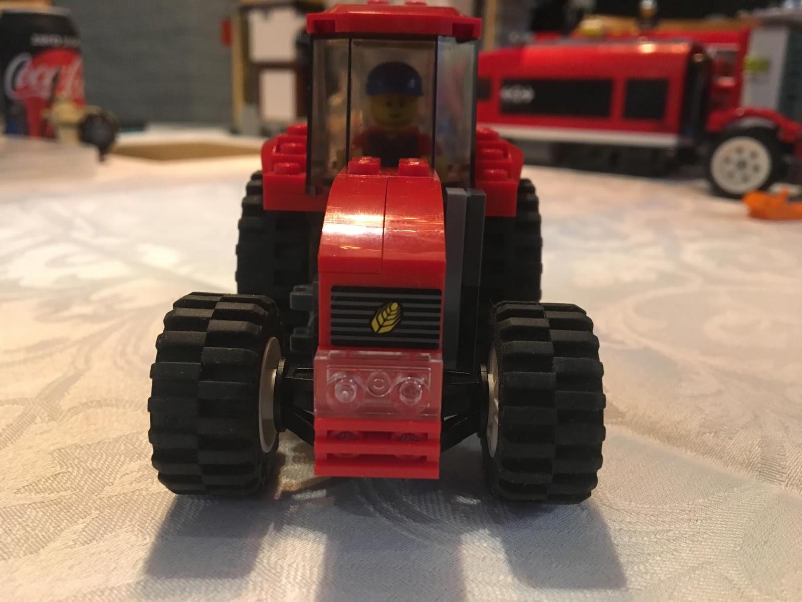 traktor hekte
