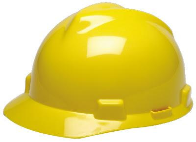 MSA V-Gard Slotted Cap