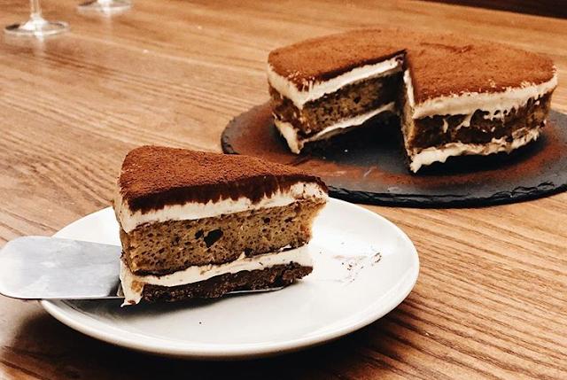 Kue Tiramisu dari Italia