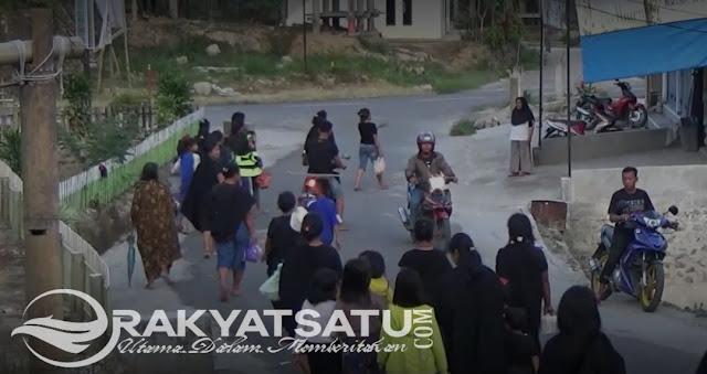 Gempa 5.2 SR Kembali Getarkan Bittuang, Warga Berhamburan ke Jalan
