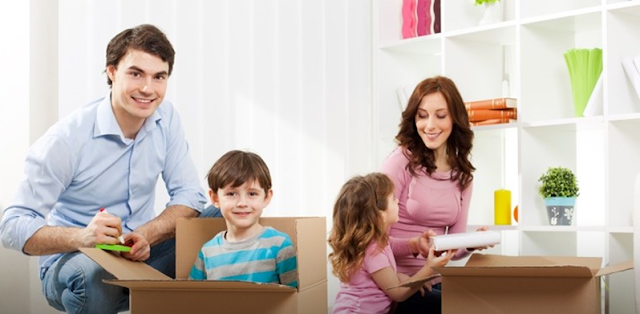 An overview of the professional moving services.