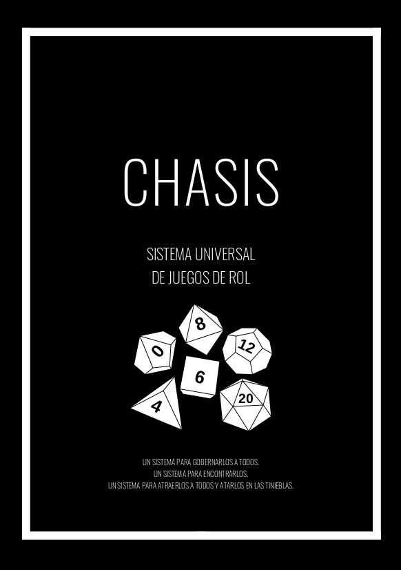 Chasis Juego de Rol