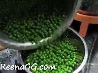 घर पर हरी मटर को स्टोर करने का तरीका | Preserved Green Peas