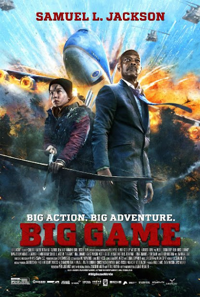 Poster Of Big Game 2014 720p BluRay Dual Audio